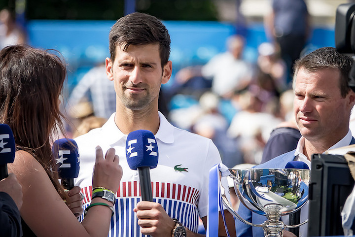 The Brand Novak Djokovic Businesses Part 2